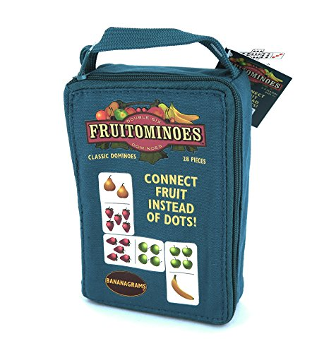 Bananagrams Fruitominoes - Dominoes With A Fruity Twist