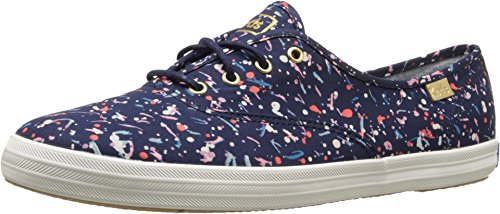 Keds Women's Champion Liberty Dot Navy Sneaker Multi Sneaker Navy B01AVSPK6Y Shoes 0f4a5f