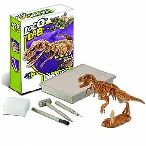 Loco Lab LL0017 - Giro Dino Kit Juego Educativo De Excavaciones De Dinosaurios (Buawana)