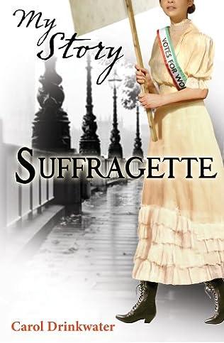 book cover of Suffragette