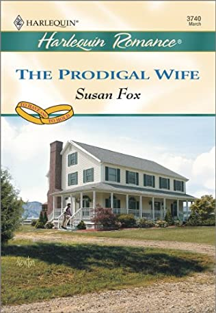 book cover of The Prodigal Wife