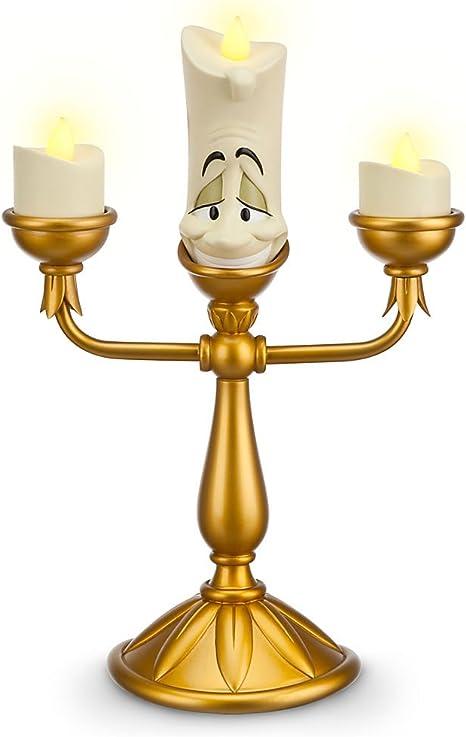 Amazon Com Disney Lumiere Light Up Figure Toys Games