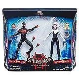 Marvel Legends Spider-Man Miles Morales Spider-Gwen Spider-Verse Exclusive