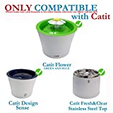 WECATION Cat Water Fountain Filter for Catit, Catit Fountain, Flower Fountain, Senses 2.0 Fountain, Pack 8