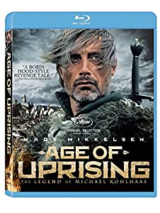 Cover Image for 'Age of Uprising: The Legend of Michael Kohlhaas'