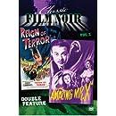 Classic Film Noir Double Feature Vol 3: Amazing Mr. X aka: The Spiritualist & Reign of Terror aka: Black Book