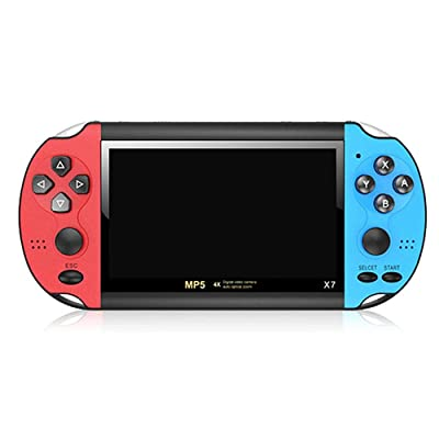 xiaoxiao Handheld Game Console, Portable Classic Video Game Machine with 4.3 Inch HD Screen for Children Adults: Home & Kitchen