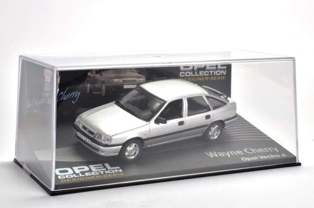 "Opel Vectra B /""Polizei/"" Fertigmodell in Displayvitrine Maßstab 1:43"