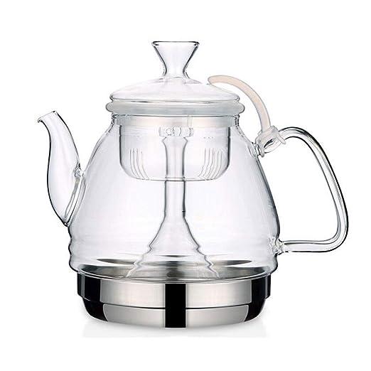 Cocina de inducción de Agua hervida Tetera 1L Caldera ...