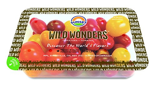 Sunset Greenhouse Wild Wonders Tomatoes, 12 oz