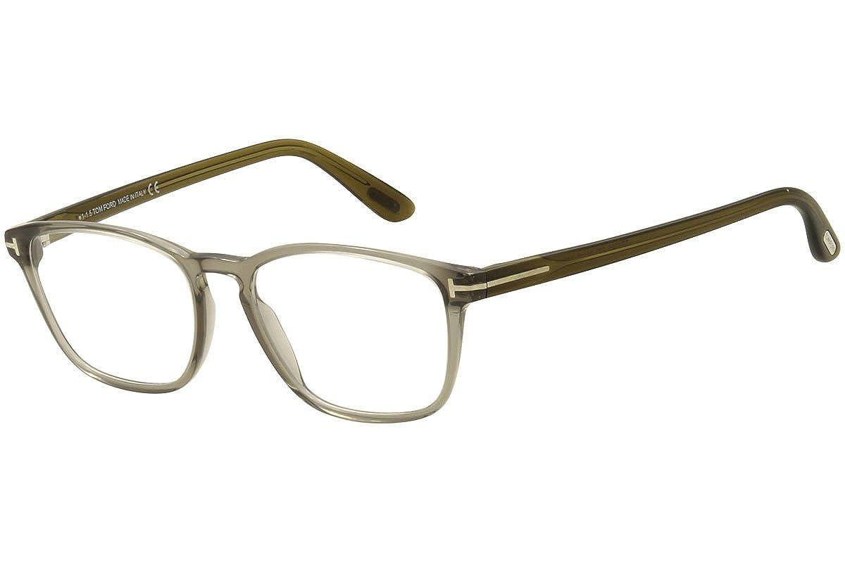 39809e50da24 Tom Ford Rx Eyeglasses - FT5355 020 - Grey (54 18 145) at Amazon Men s  Clothing store