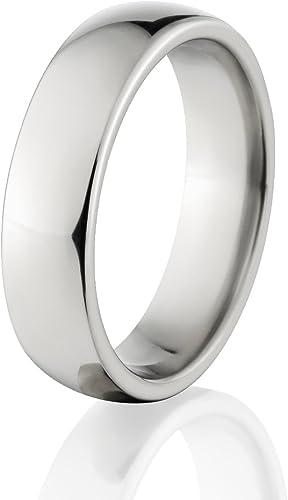 Titanium Mens Rings Made In The Usa Titanium Wedding Bands For Men Amazon Com