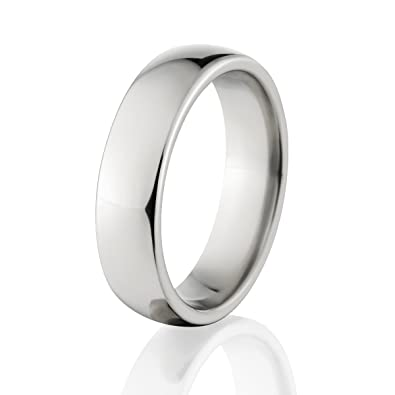 Titanium Mens Rings Made In The USA Titanium Wedding Bands for Men