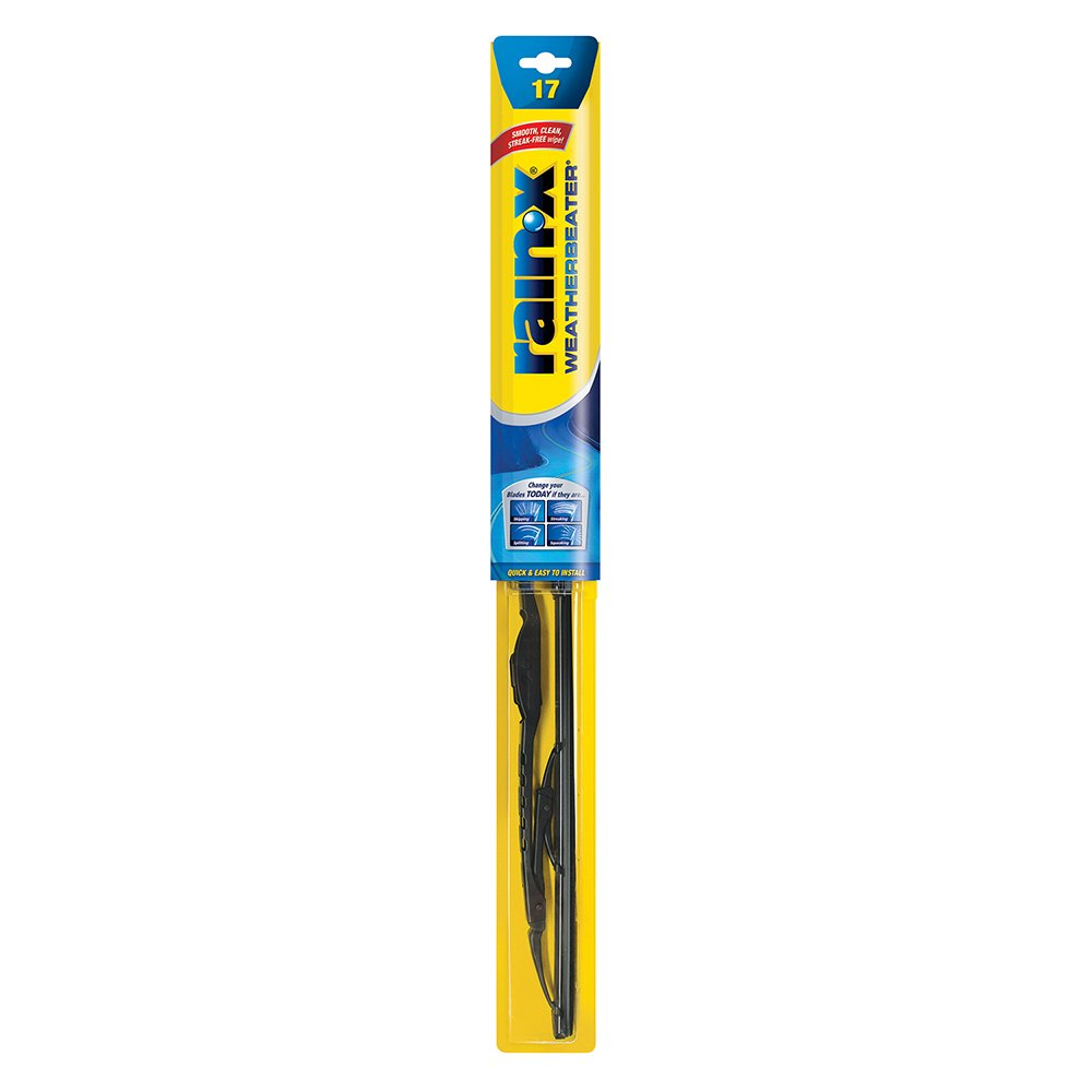 Rain-X RX30217 Weatherbeater Wiper Blade - 17-Inches - (Pack of 1)