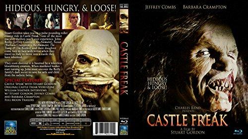 Castle Freak [Blu-ray] by Wizard