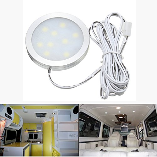 Used, Sala-Store - 12V LED Spot Lights Slim Interior Lamps for sale  Delivered anywhere in USA