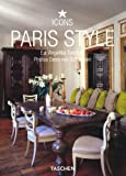 Paris Style (Icon (Taschen))