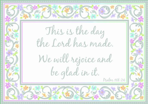 Blessed Day Decorating Kit -