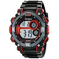 Deals on Armitron Sport Men's 40/8284 Digital Chronograph Watch