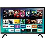 "Hyundai TV HYLED3243NiM 32"" Smart TV WiFi, Bluetooth (Solo Audio) Diseño Borderless (Sin Borde) 32"""
