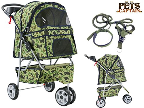 Baby Stroller Dog Compartment - 2