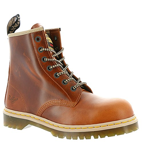 Dr. Martens Men's Icon 7 Eye Boot Tan
