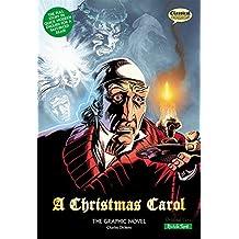 Christmas Carol The Graphic Novel: Quick Text Intl