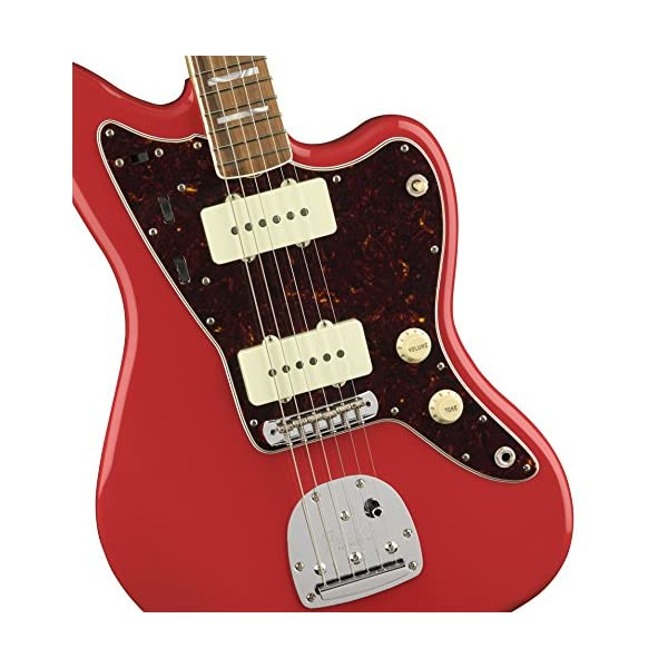 60th Anniversary Jazzmaster PF Fiesta Red