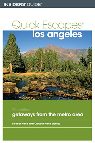 Biography of author eleanor harris booking appearances for Weekend getaway los angeles area