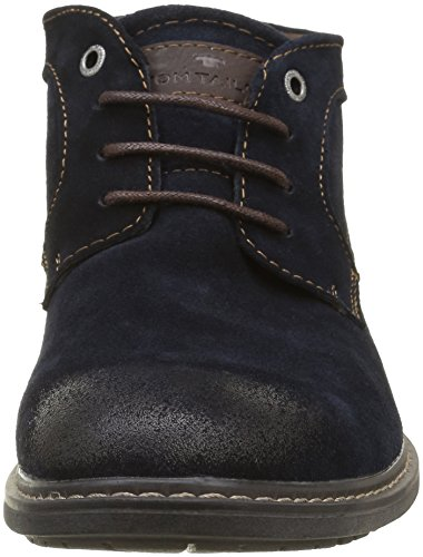 Tom Tailor 1681101, Zapatillas de Estar por Casa para Hombre Azul