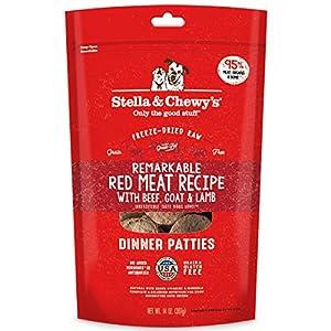 Stella & Chewy's FDRM-14 Freeze-Dried Raw Dinner Patties, Medium