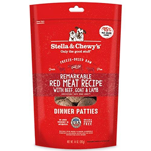 Stella Chewy's Freeze-Dried Raw