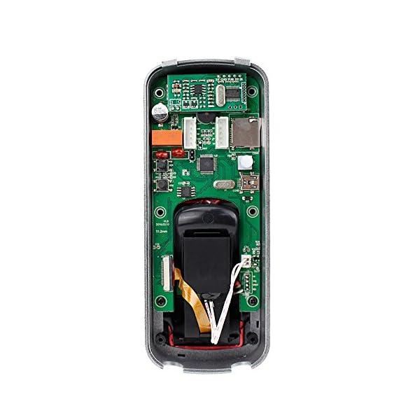 LIBO I90 Mini Controller di Accesso Biometrico per Impronte Digitali RFID Standalone Scheda SD di Supporto Lettore di… 5 spesavip