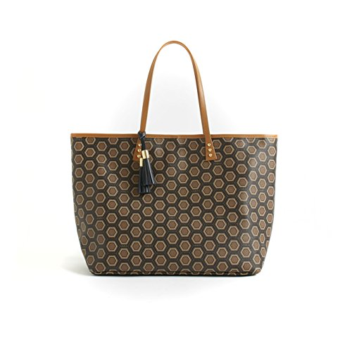 cinda-b-luxe-large-london-tote-mod-tortoise-one-size