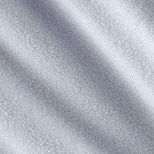 Windham Fabrics Winterfleece Micro Chamois White Fabric The Yard, White