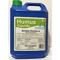 Ecocelta Humus liquido 5 l, Negro, ZA29