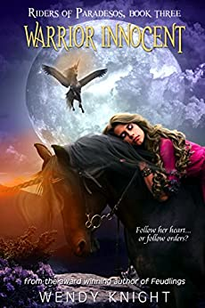 Warrior Innocent (Riders of Paradesos Book 3) by [Knight, Wendy]
