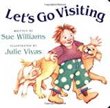 Let's Go Visiting, Sue Williams, 0152046380