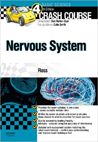 Crash Course Nervous System, 4e: Amazon co uk: Jenny Ross
