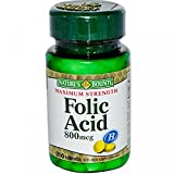 Nb Folic Acid 800mg Size 250ct