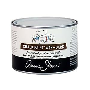 CHALK PAINT (R) Wax - Dark (500mL) - Annie Sloan - Colored Wax