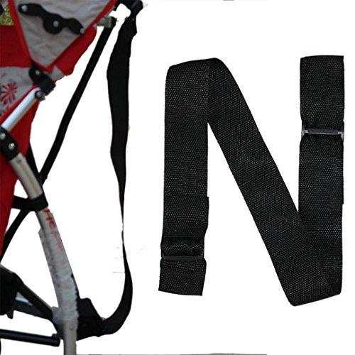 DDLBiz Stroller Strap Travel Adjustable