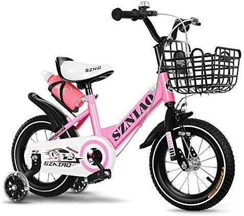 YSA キッズバイクプレミアムセーフティスポーツキッズバイク自転車サイドスタンドとアクセサリー付きキッズ年齢3歳の子供用自転車
