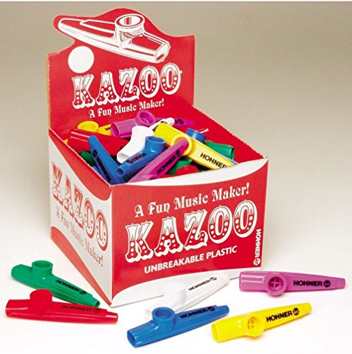 50 Hohner Plastic Kazoo Oral Motor Skills Motivator Special Needs Autism by na