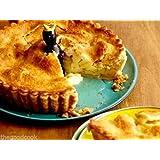 Alton Brown Style Black Pie Bird Blackbird Lead-Free Glazed Ceramic Pie Vent New by Kitchen Tools & Gadgets