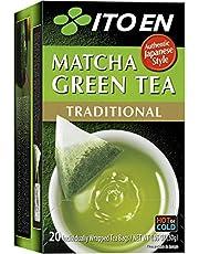 ITO EN Traditional Matcha Green Tea, 20 s