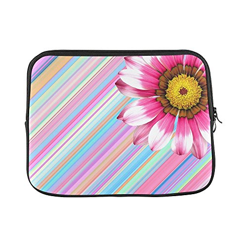 Flowers Nature Pink Summer Flower Sleeve Soft Laptop Case Bag Pouch Skin For Macbook Air 11