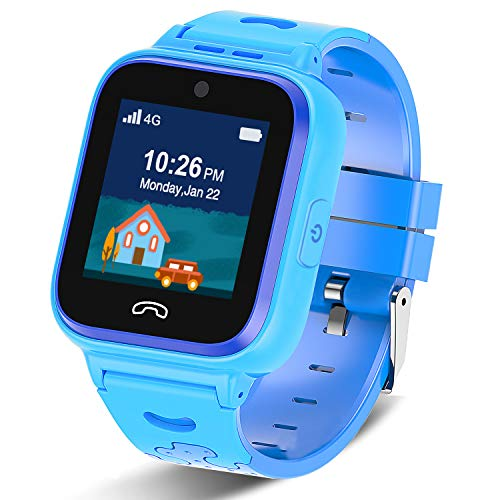 Kids Smartwatch Phone 4G