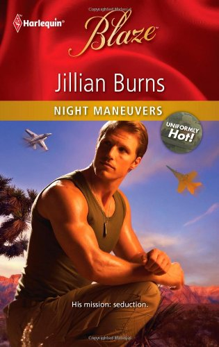 book cover of Night Maneuvers