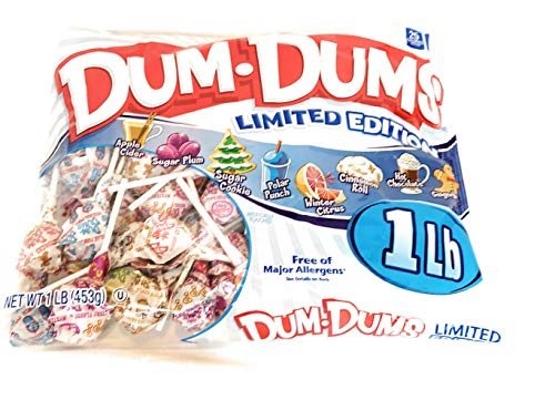 Dum Dums Limited Edition Holiday -